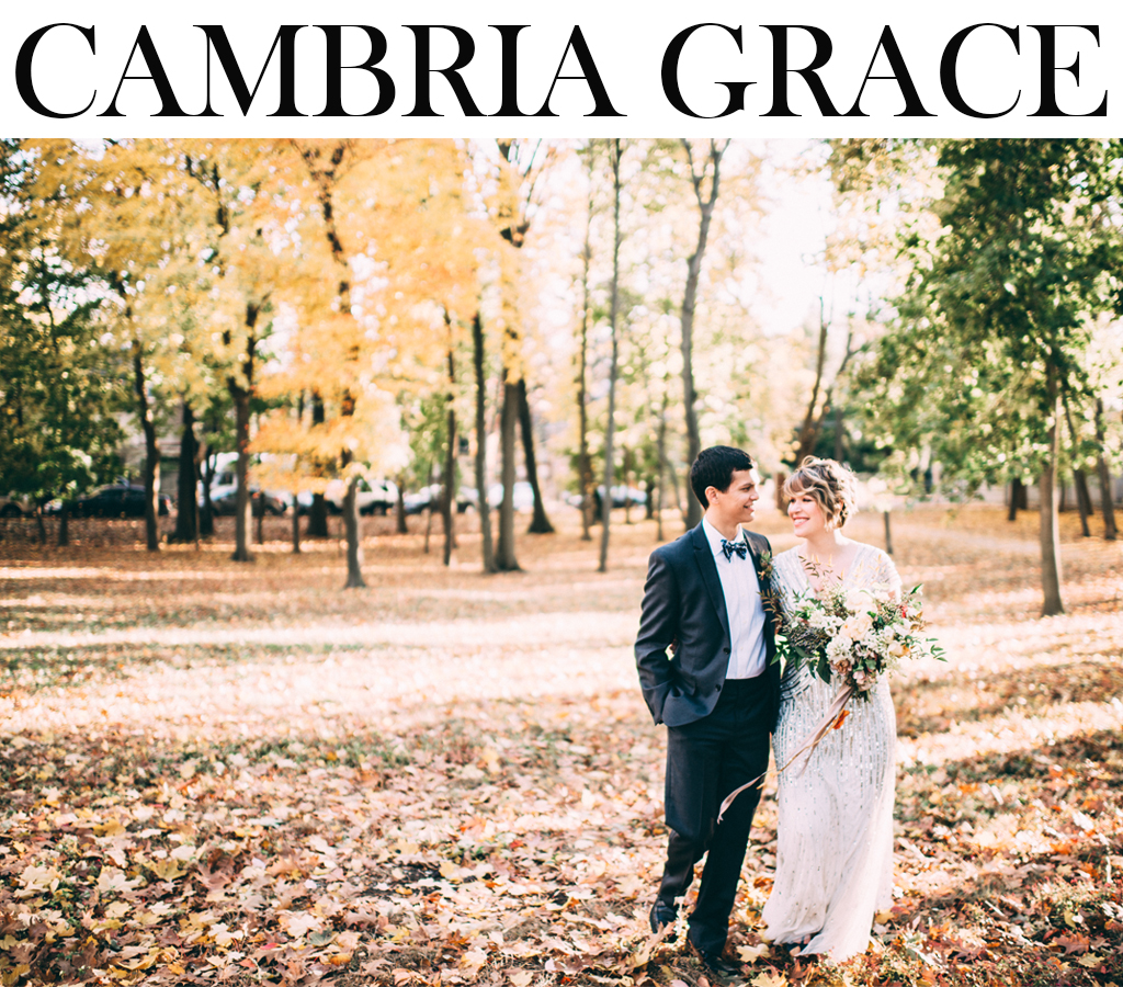 Cambria Grace Photography logo